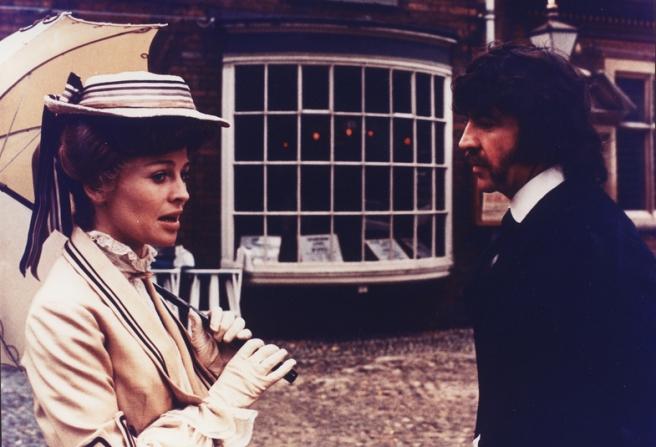 Julie Christie, Alan Bates