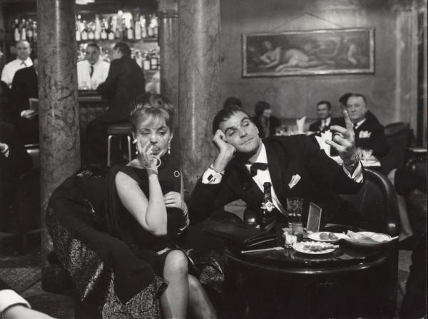 Jeanne Moreau, Stanley Baker