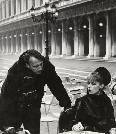 Joseph Losey, Jeanne Moreau