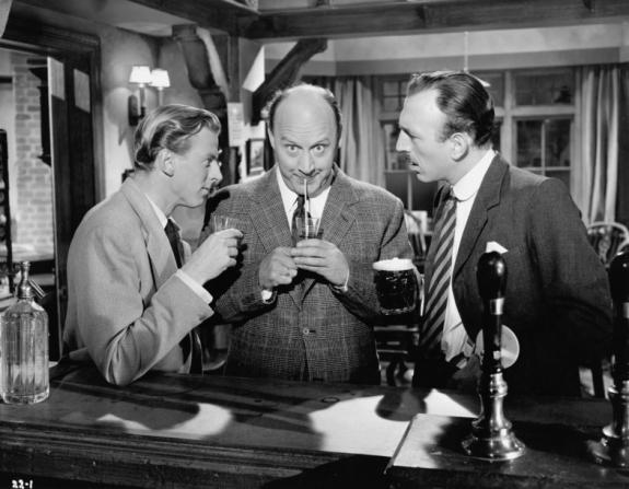 Reg Dixon, Peter Martyn, Lionel Jeffries