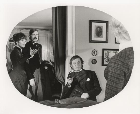 Jane Fonda, David Warner, Trevor Howard