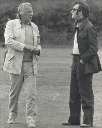 Joseph Losey, Harold Pinter