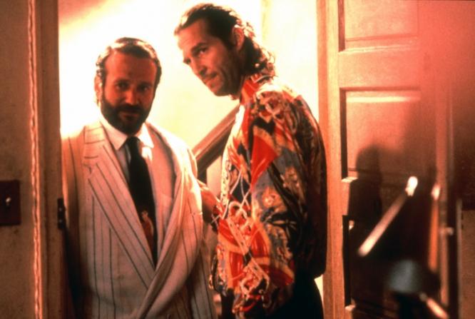 Robin Williams, Jeff Bridges