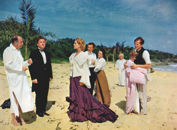 Cecil Parker, Kenneth More, Sally Ann Howes, Gerald Harper, Mercy Haystead, Miranda Connell, Jack Watling