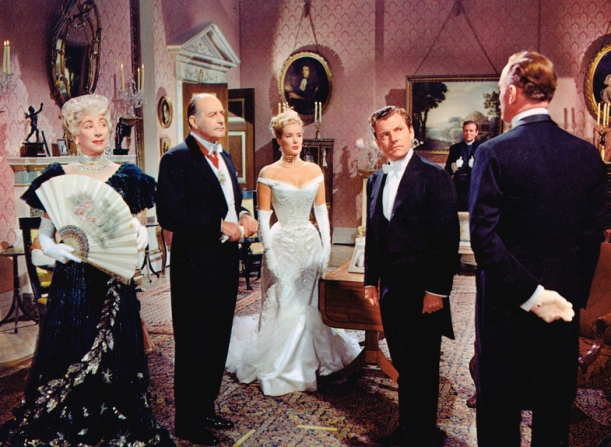 Martita Hunt, Cecil Parker, Sally Ann Howes, Kenneth More, Jack Watling