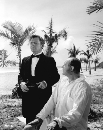 Kenneth More, Cecil Parker