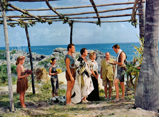 Miranda Connell, Mercy Haystead, Gerald Harper, Kenneth More, Sally Ann Howes, Jack Watling, Cecil Parker