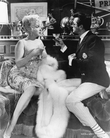 Marilyn Monroe, Tony Curtis