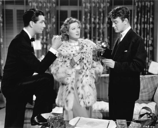 Robert Taylor, Greer Garson, Lew Ayres