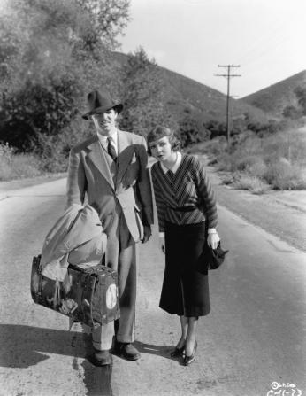 Clark Gable, Claudette Colbert
