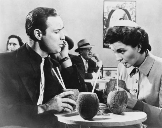 Marlon Brando, Jean Simmons