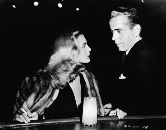 Lizabeth Scott, Humphrey Bogart
