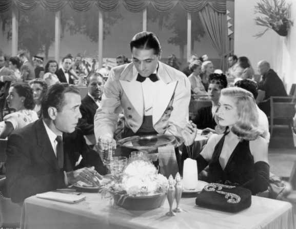 Humphrey Bogart, Lizabeth Scott