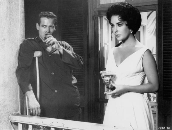 Paul Newman, Elizabeth Taylor