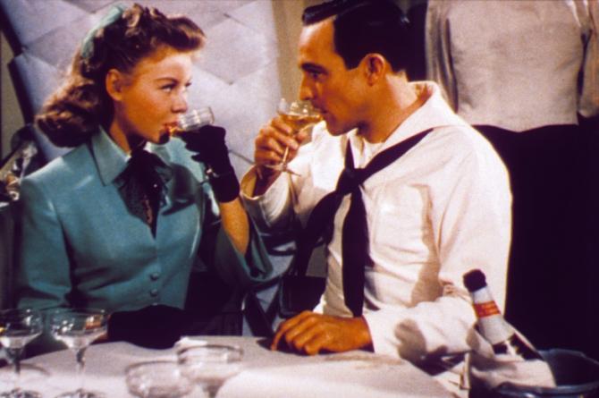 Vera-Ellen, Gene Kelly
