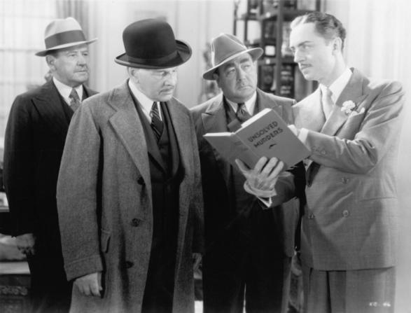 Robert Mcwade, Eugene Pallette, William Powell