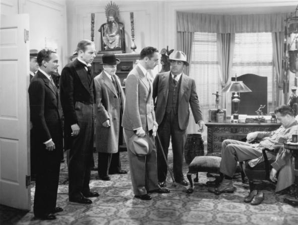 Eugene Pallette, William Powell, Arthur Hohl, Ralph Morgan, Robert Mcwade