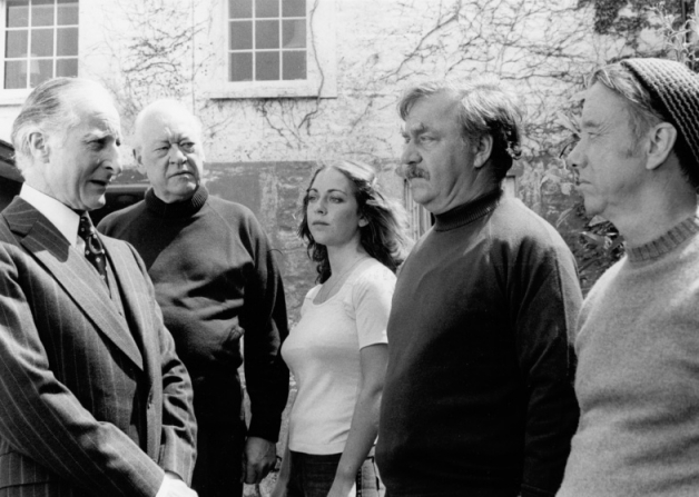 Anthony Sharp, Clive Morton, Kristin Hatfield, Royston Tickner, Harold Goodwin