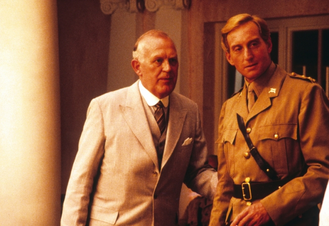 Joss Ackland, Charles Dance
