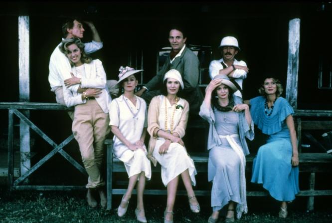 Charles Dance, Ted Scaife, Geraldine Chaplin, Murray Head, Susan Fleetwood, John Hurt, Sarah Miles, Catherine Neilson