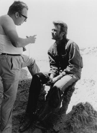 Sergio Leone, Clint Eastwood