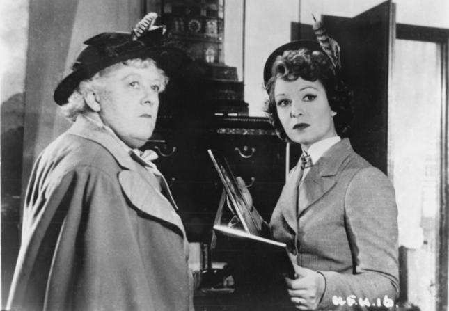 Margaret Rutherford, Jean Kent