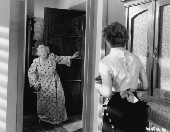 Margaret Rutherford, Rona Anderson