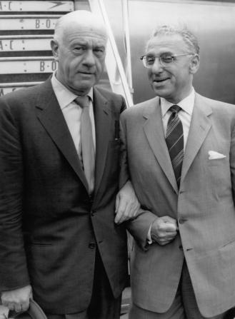 George Cukor, Sol C. Siegel