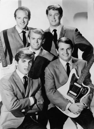 Mike Love, Al Jardine, Dennis Wilson, Brian Wilson, Carl Wilson