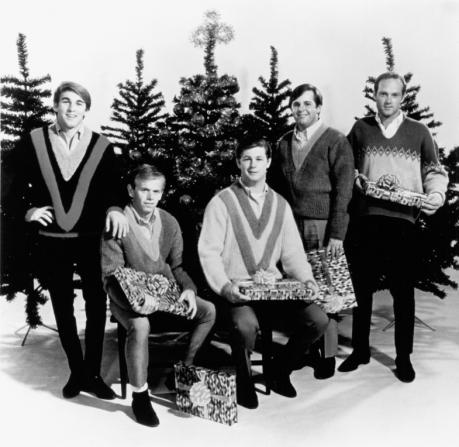 Dennis Wilson, Al Jardine, Brian Wilson, Carl Wilson, Mike Love