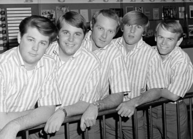 Brian Wilson, Carl Wilson, Mike Love, Dennis Wilson, Al Jardine