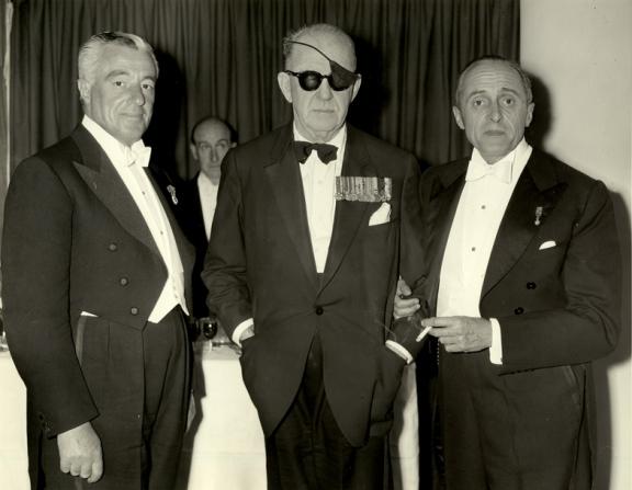 Vittorio De Sica, John Ford, René Clair