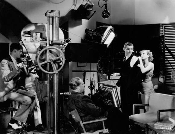 Robert Z. Leonard, Clark Gable, Joan Crawford
