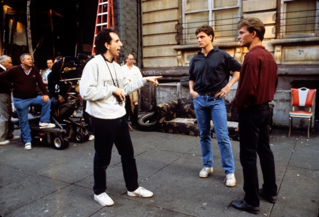 Jerry Zucker, Tony Goldwyn, Patrick Swayze