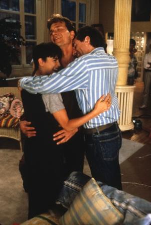 Demi Moore, Patrick Swayze, Jerry Zucker