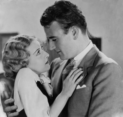 Evalyn Knapp, John Wayne