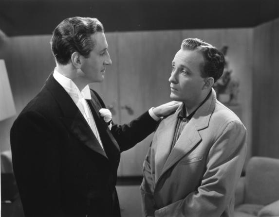 Basil Rathbone, Bing Crosby