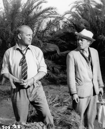 Clifford Evans, Richard Attenborough