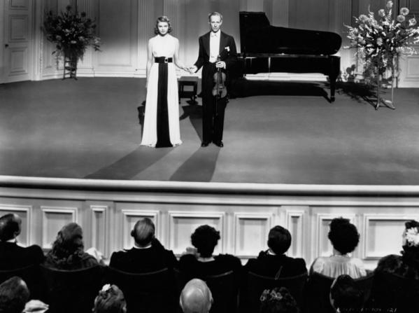 Ingrid Bergman, Leslie Howard