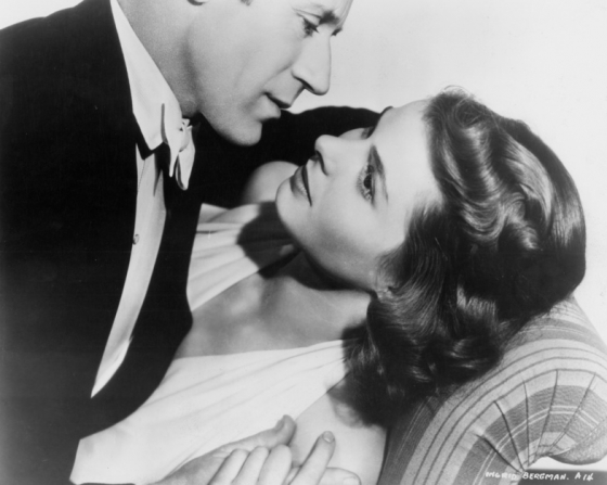 Leslie Howard, Ingrid Bergman