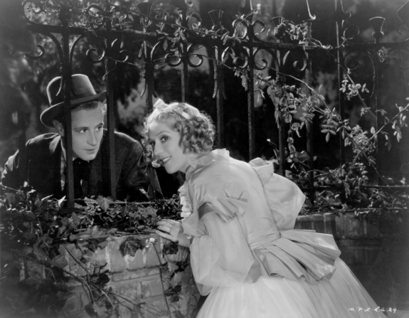 Leslie Howard, Mary Pickford