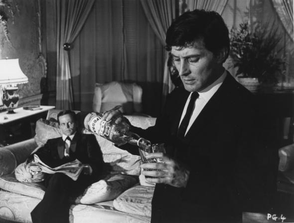 Klaus Kinski, Mark Eden