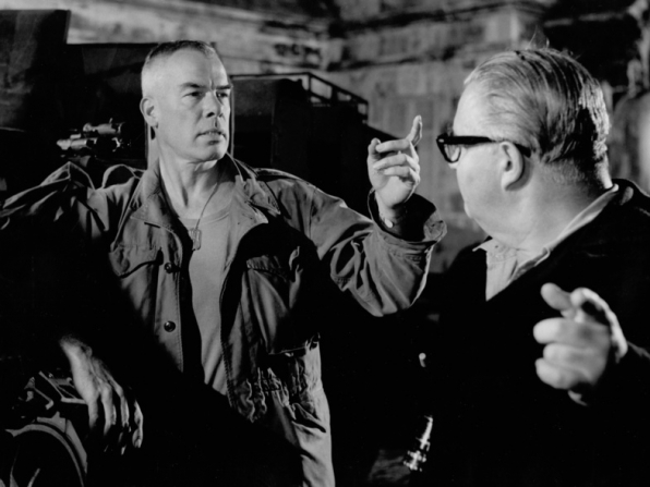 Lee Marvin, Robert Aldrich