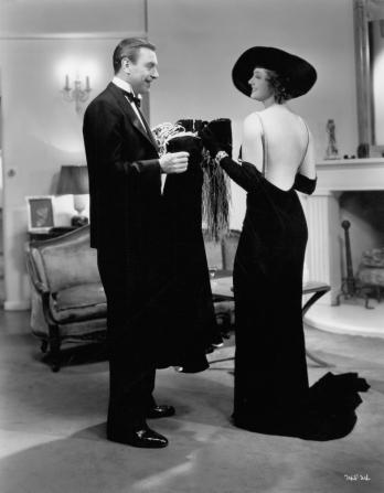 George Brent, Myrna Loy