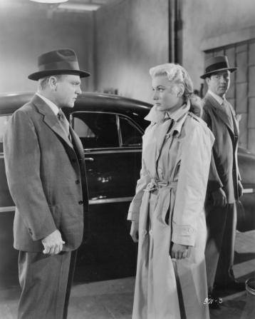James Cagney, Barbara Payton, Steve Brodie
