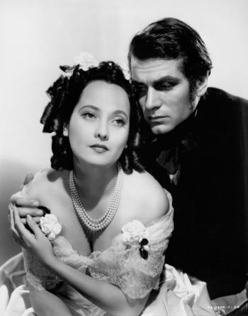 Merle Oberon, Laurence Olivier