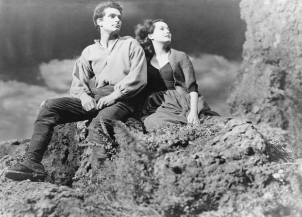 Laurence Olivier, Merle Oberon