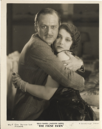 Miles Mander, Madeleine Carroll