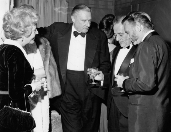 Carol Reed, William Wyler, John Mills