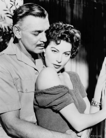 Clark Gable, Ava Gardner